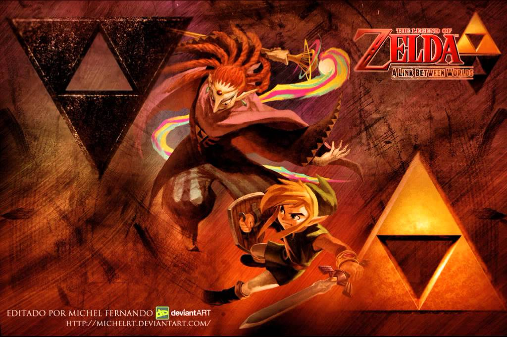 Zelda A Link Between Worlds Music Reverse Yuga Battle Hyrule Castle Reverse Vgm 42 Youtube