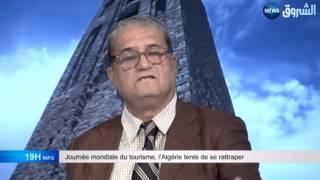 """""""L'Etat ne veut pas du tourisme en Algérie"""", Saïd Boukhelifa dans le 19h INFO de Khaled ..."""