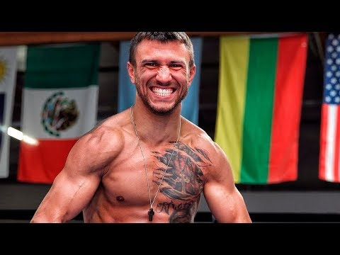 "King of the Ring - Vasyl ""No Mas"" Lomachenko 