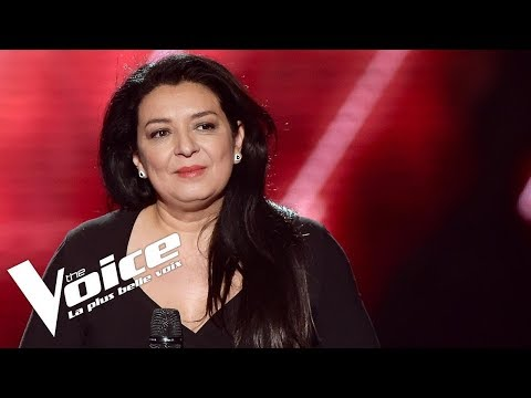 Clare Maguire - Elizabeth Taylor   Assia   The Voice France 2018   Blind Audition