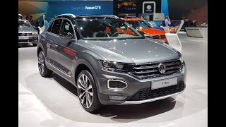 2020 Volkswagen T-Roc - Slow Walkaround & First Look Video