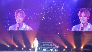 190315 PARK JIHOON First Edition in Manila - Hide and Seek (Wanna One)