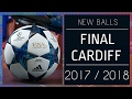 PES 2013 New Ball Final Cardiff 2017/2018