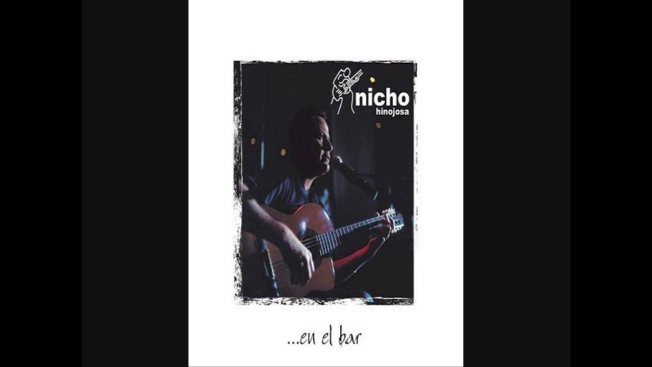 album en el bar nicho hinojosa