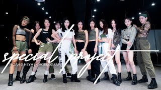 AUDITION CLASS Project || MOAH X HEYME CHOREOGRAPHY || @대전 GB ACADEMY댄스 오디션 학원 대전댄스학원 GB ACADEMY