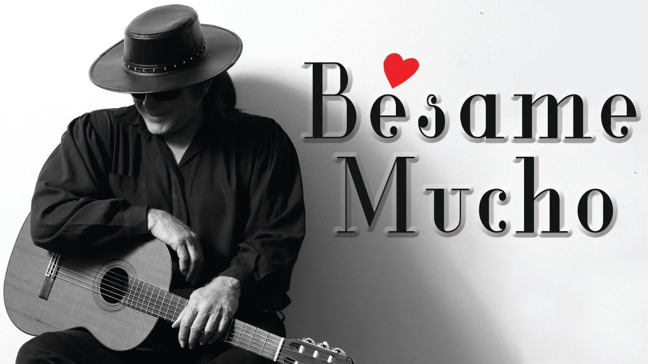 B U00e9same Mucho - Esteban Chords