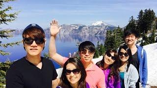 Road Trip - Portland/Crater Lake