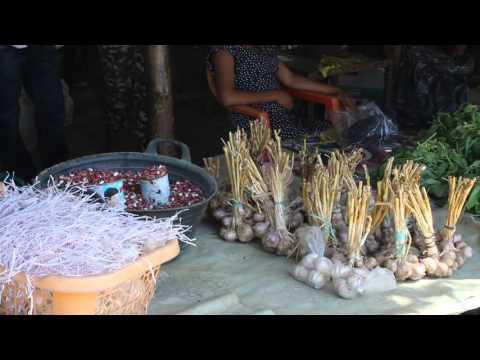 Timor Leste Marché traditionnel / East Timor Traditional market