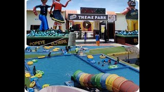 Chill Out Theme Park - Erode, Tour and Review/Kids Day Out To A Theme Park