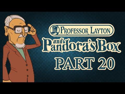 Professor Layton and Pandora's Box — Part 20 — Torn Photo
