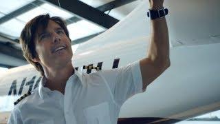 """BARRY SEAL - UNA STORIA AMERICANA con Tom Cruise - Spot italiano """"Pilota"""""""
