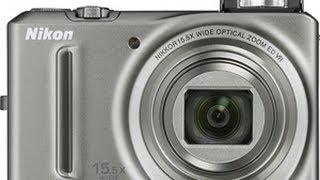 Nikon Coolpix Digital Camera S9050 Unboxing