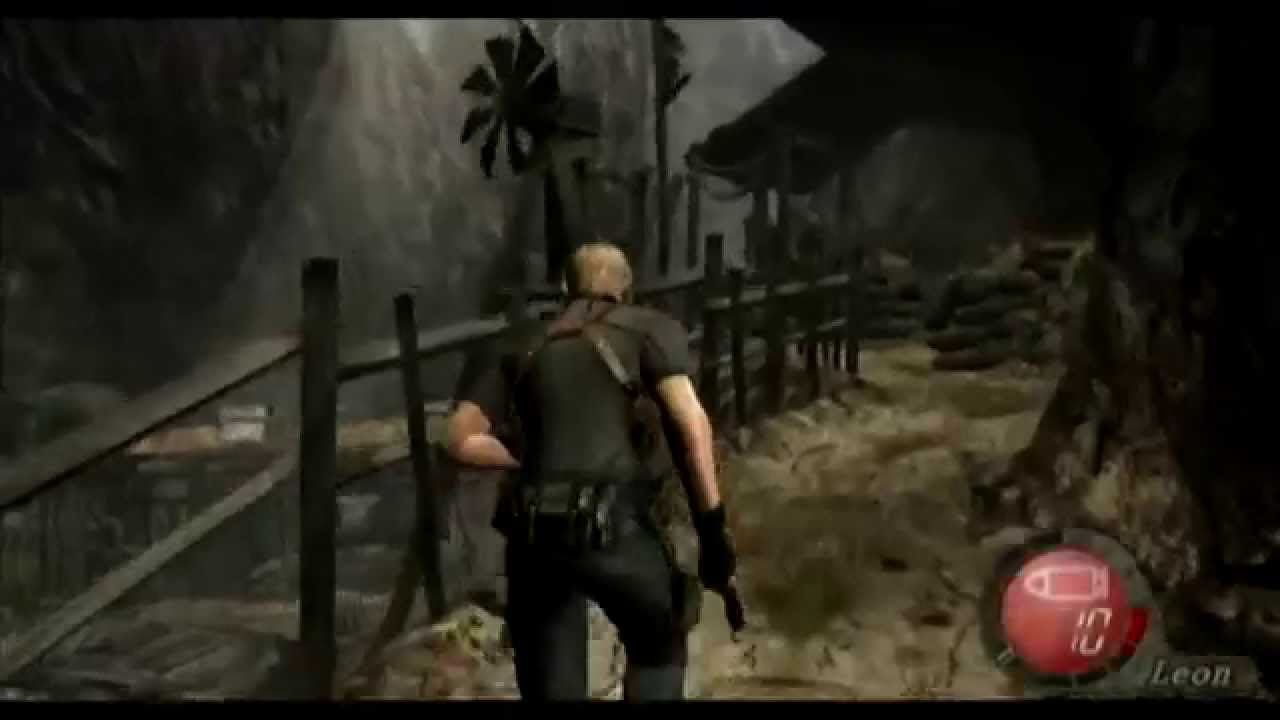 Resident Evil 4 Classic With Gamecube Controller True Survival Youtube