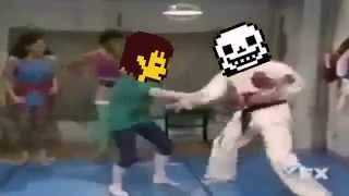 [Undertale] warning bad times ahead
