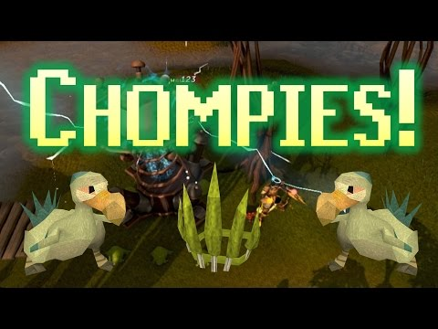 Trimmed Completionist Guides - Chompy Birds!