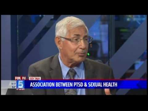 SDSM San Diego Sexual Medicine: Sexual Health Issues are Common in Veterans with PTSD