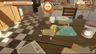 I Am Bread (Creators of Surgeon Simulator) - Gameplay Trailer