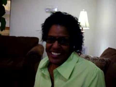 Bestselling author Tina Brooks McKinney