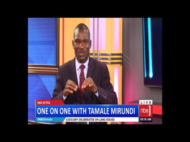 One on One with Tamale Mirundi - 20 June, 2017 (Part 1)
