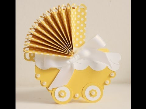 TCIF Stampin Up Baby Carriage