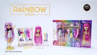 Rainbow High | Fashion Studio Animated Stop Motion