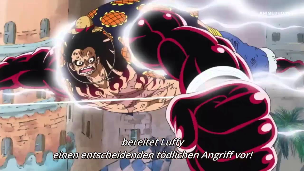 one piece ger