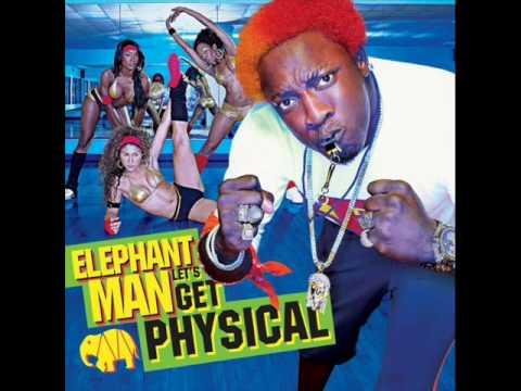 Elephant Man Feat. Kat DeLuna - Body Talk