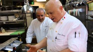 Secrets Of Restaurant Chefs -  Chef Giacomino Drago Makes A Panzanella Salad With Spelt (not Bread)