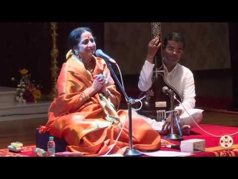 Music concert by Renowned Musician Aruna Sairam (Courtesy: Saivrinda.org)