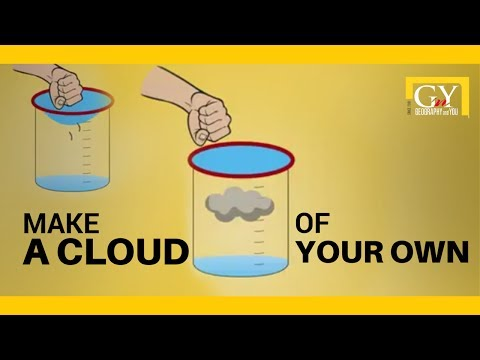 Make a Cloud of your own | Geography and You