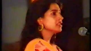Lata Haya in All India Mushaira 2012 on Eid and Bulbul. - YouTube.flv