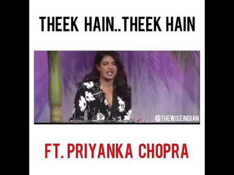 Tik Hai Feat Priyanka Chopra |