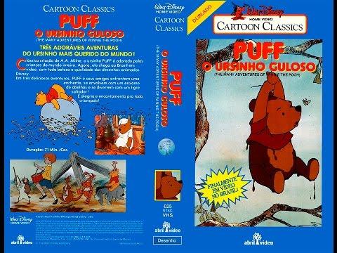Trailer do filme Puff - o ursinho guloso