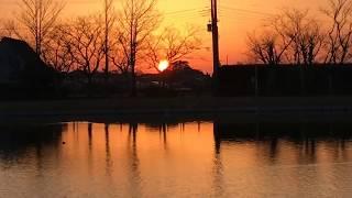 旭市袋公園にて。 iphone7+smoothQで撮影。 Weather report video in Ja...