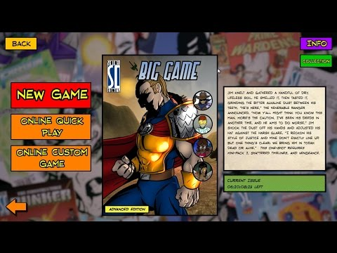 Sentinels of the Multiverse: Weekly One-Shot - Big Game |