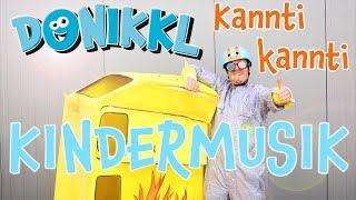 ♫ Kinderlied ♫ Kannti kannti ♫ DONIKKL Kinderlieder ♫ Singen, Tanzen, Bewegen