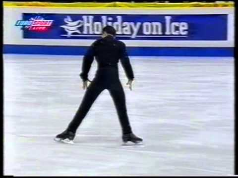 Michael Weiss USA - 2000 World Championships LP