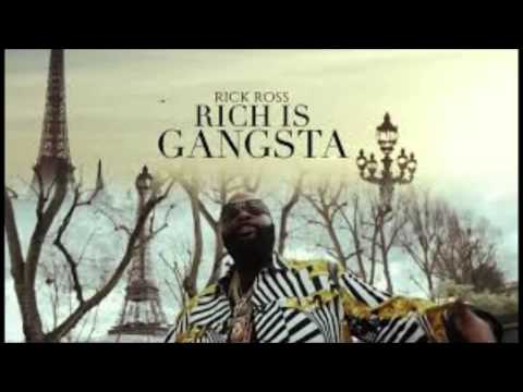 Rick Ross-Rich is Gangsta Chopped and Screwed