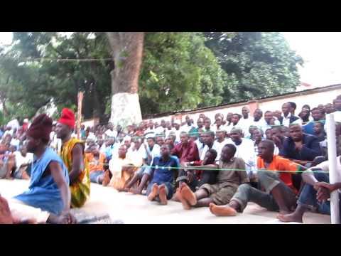 Hausa Drama in Kaduna