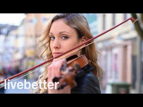 Hermoso Violín Relajante | Música Suave y Tranquila Instrumental para Relajarse, Sanar, ser Feliz