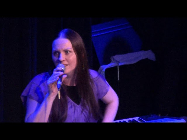 Christine Tarquinio - Chasing Shadows - original song -SingOut singing and performance school.