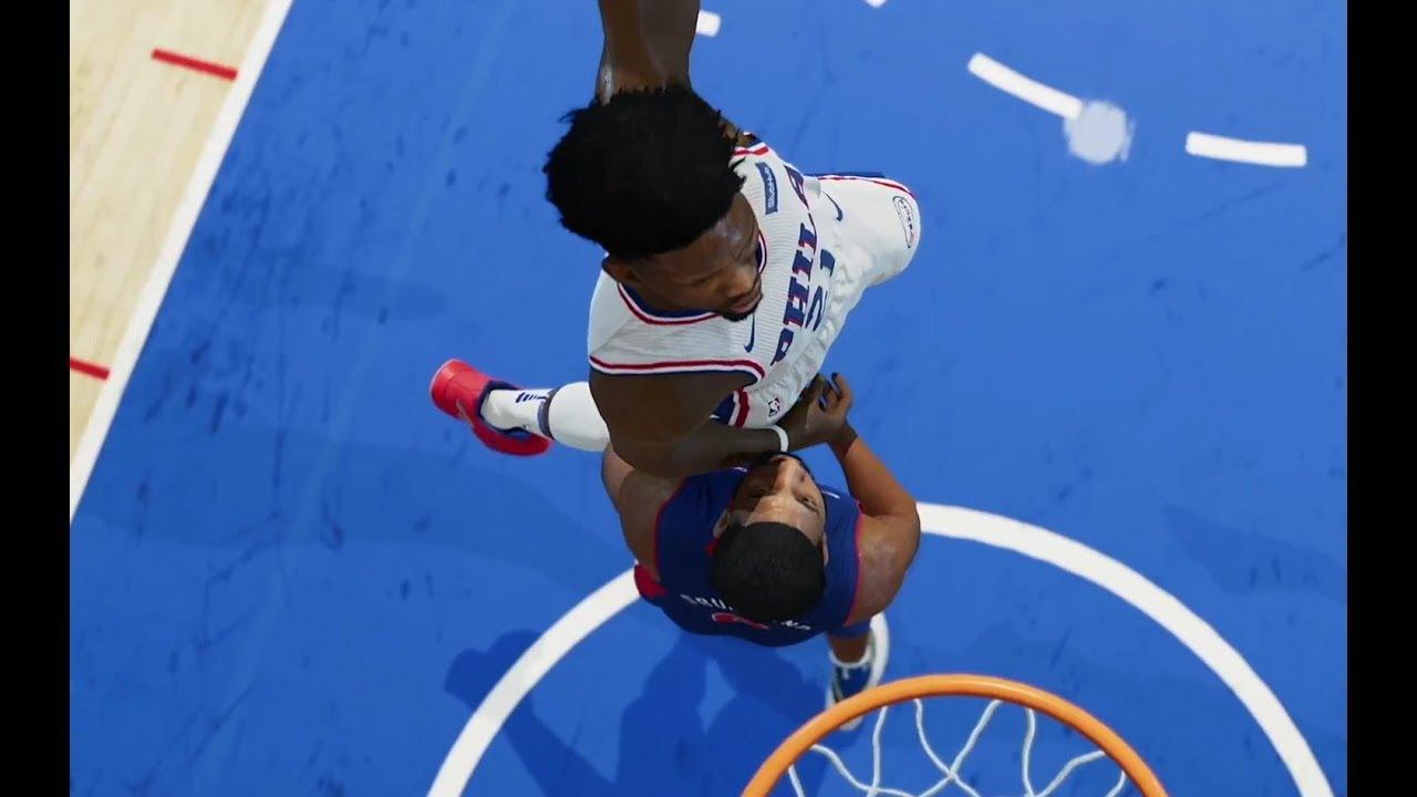 NBA LIVE 19 LOOKS LIKE REAL LIFE!