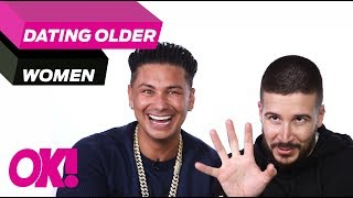 DJ Pauly D & Vinny Guadagnino Play OK! Date: Reality Star Edition
