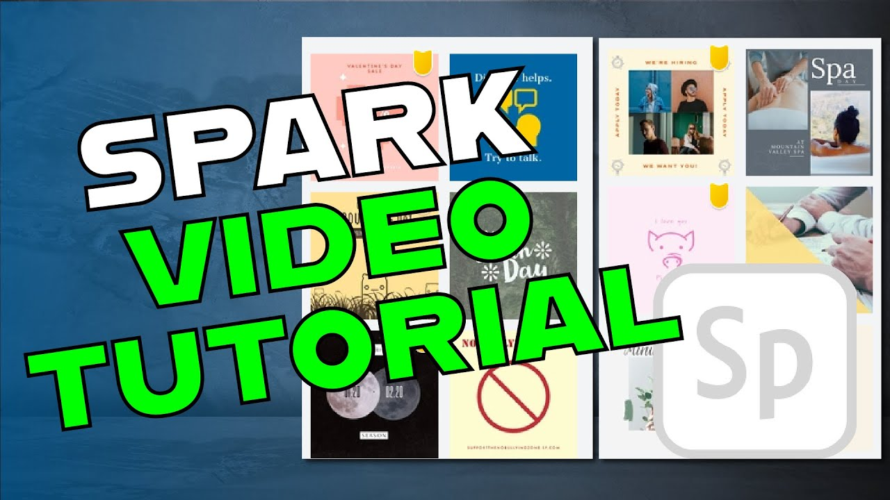 Adobe spark tutorial how to make a video with adobe spark in 15 adobe spark tutorial how to make a video with adobe spark in 15 minutes baditri Image collections
