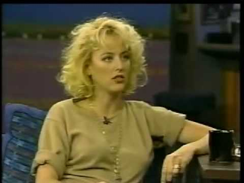 Virginia Madsen interview with Allan Havey (Night After Night)
