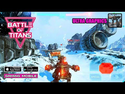 [Android/IOS] Battle Of Titans (B.o.T) - Update Android Gameplay