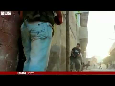 BBC News   UN global arms trade treaty comes into force