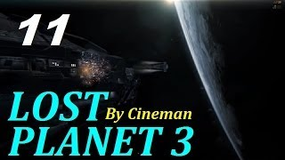 Lost Planet 3 (Прохождение) - часть 11 - Знакомство с Поселенцами