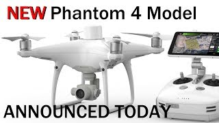 DJI Announces NEW Phantom 4 RTK today that you won