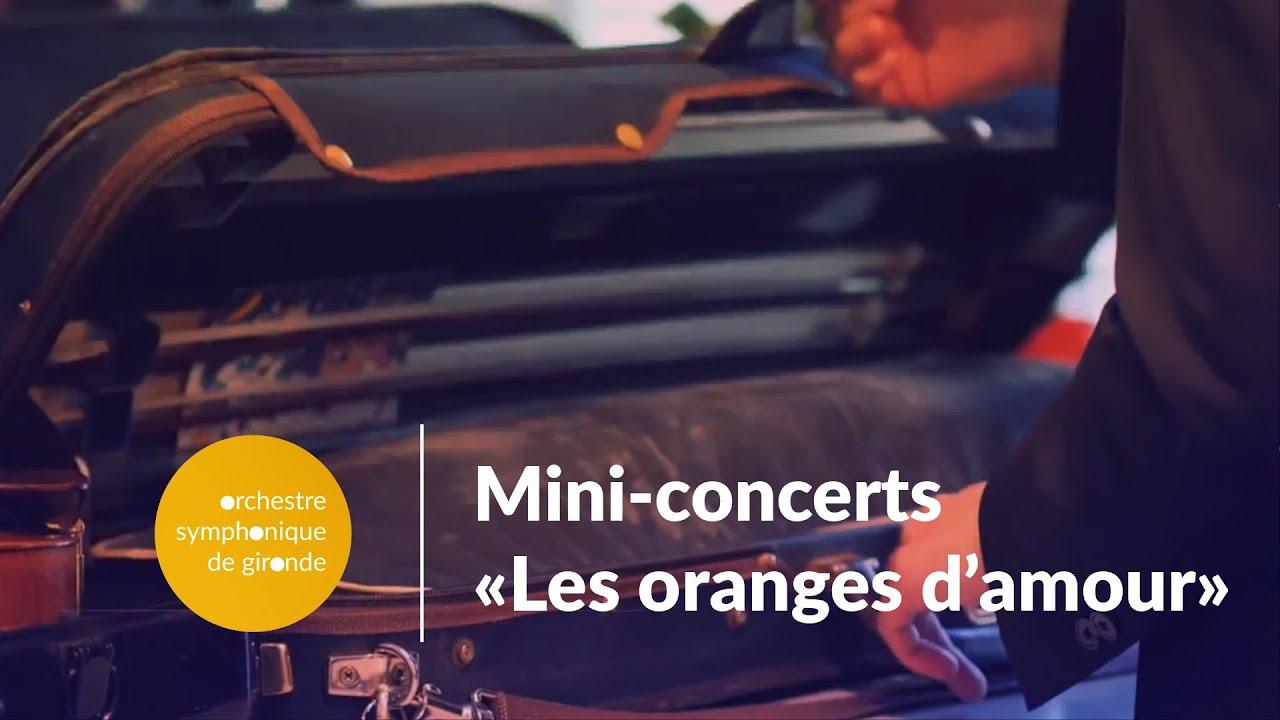 Concert classique pour enfants à Bordeaux - Présentation des Mini Concerts